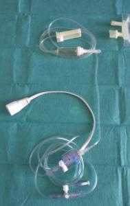 Set de pression invasive