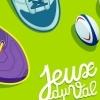 affiche Les Jeux du Val-de-Marne 2014