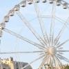 affiche Grande roue et Fête foraine du jardin des Tuileries