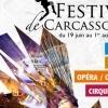 affiche Festival de Carcassonne 2014