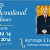 affiche Festival international de musique classique de Colmar
