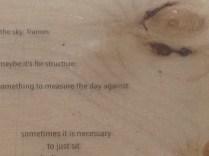 "Eric Magrane - ""the sky: frames"""
