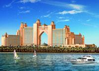Atlantis, The Palm, wird pünktlich eröffnet