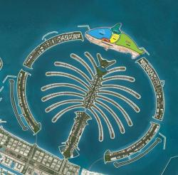 WORLDS OF DISCOVERY auf THE PALM JEBEL ALI in Dubai geplant