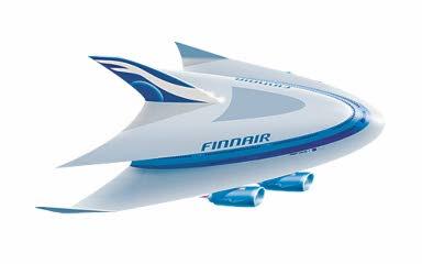 Mit Finnair 85 Jahre in die Zukunft fliegen