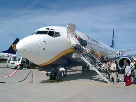 Deutlich mehr Gebühren für Ryanair am Flughafen Hahn