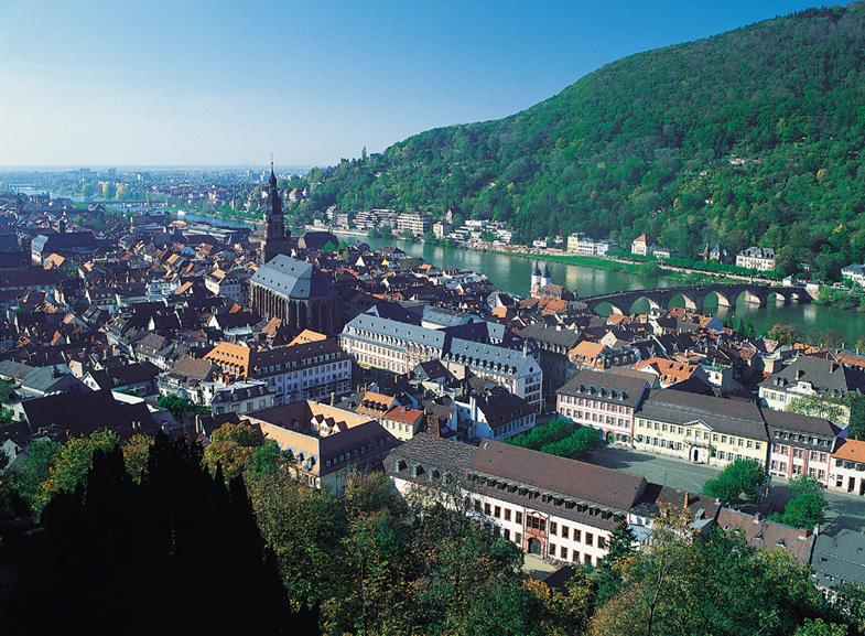 Von Heidelberg bis zur ersten Tankstelle der Welt!