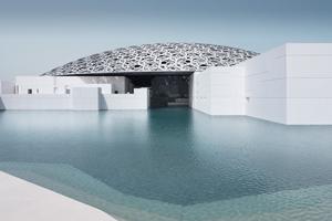 Etihad Airways geht mit dem Louvre Abu Dhabi Partnerschaft ein