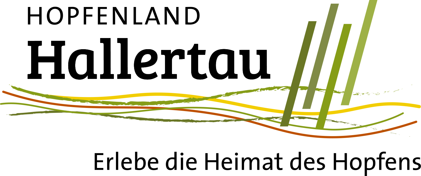 Neues Logo für Hopfenland Hallertau Tourismus e.V.