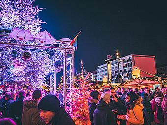 Kiezweihnachten auf Santa Pauli und dem schwul-lesbischen Winter Pride
