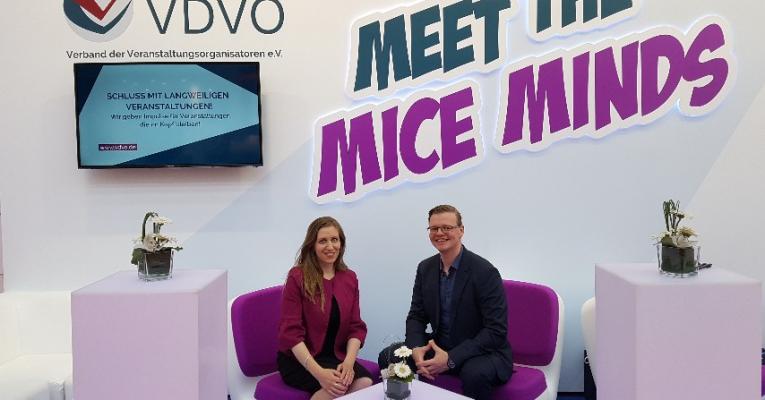 VDVO beruft International Relations Officer