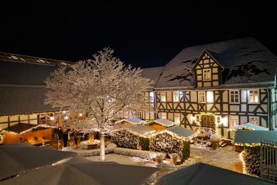 Optimale Bedingungen für Ihre Weihnachtsfeier in Marburg