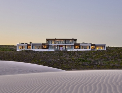 Neues Luxushotel in Südafrika