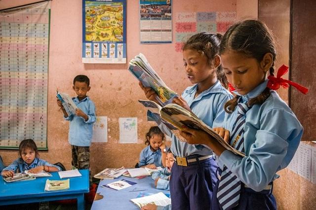 Bildungsprojekte in Nepal fördern