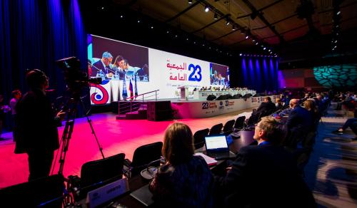 UNWTO General Assembly open in Russia