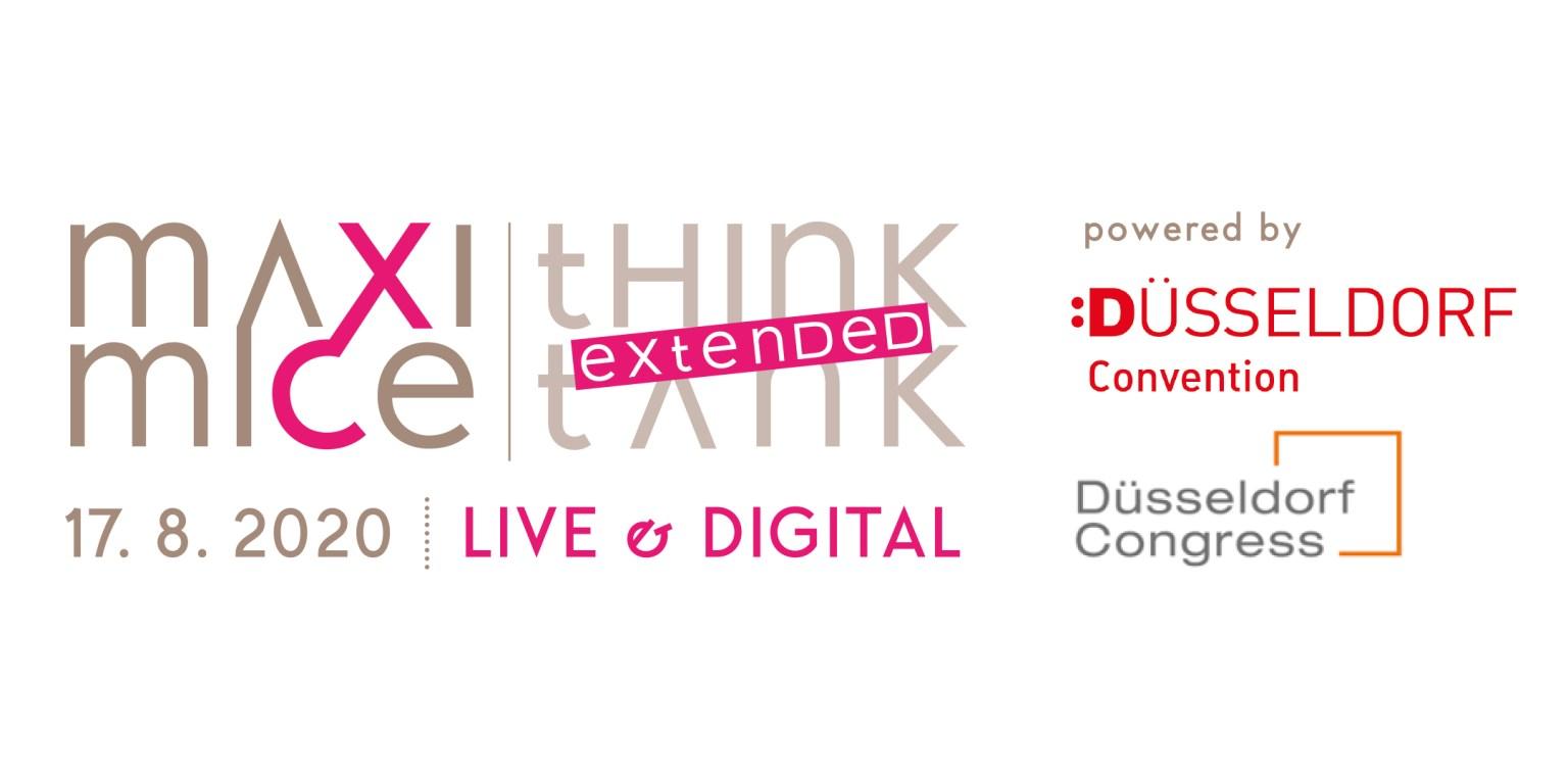 maximice lädt zum Think Tank extended nach Düsseldorf