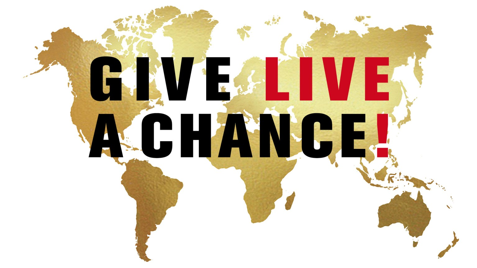 Give Live A Chance in Düsseldorf