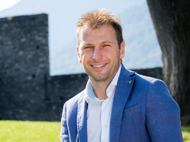 Simone Patelli ist neuer Präsident von Ticino Turismo