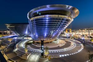 Am 1. Oktober 2021 startet die Weltausstellung Expo 2020 in Dubai