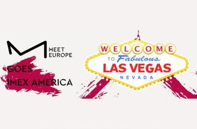 MEET EUROPE mit Hosted Buyer Programm für IMEX America