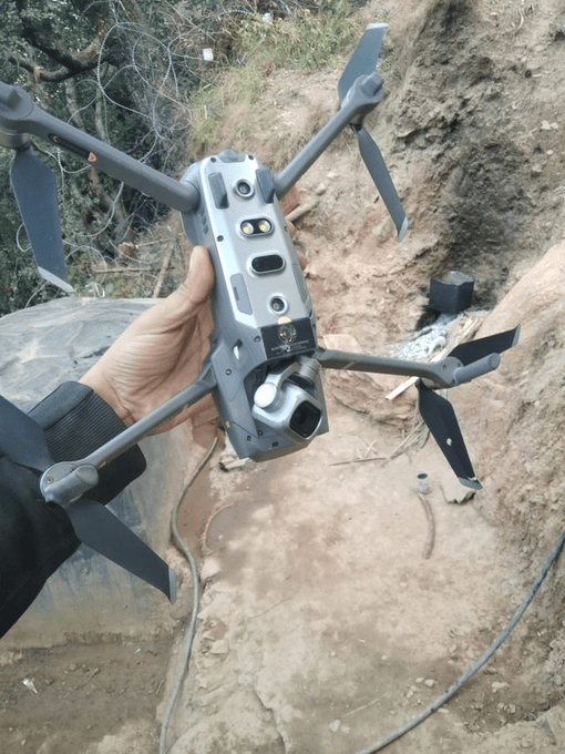 Indian Army shoots down Pakistani drone near LoC