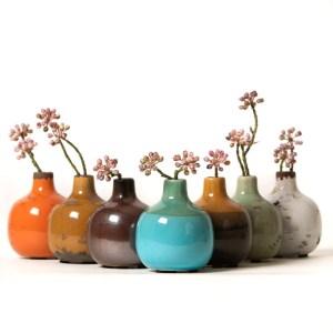 Vases céramique couleur Etxe Mia!
