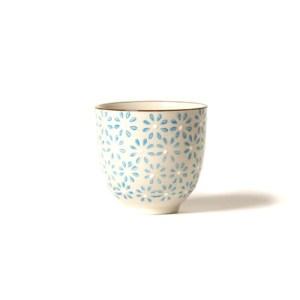 Gobelet céramique bleu bohémian Etxe Mia!