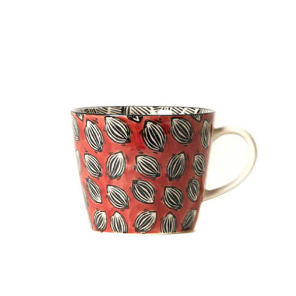 Tasse thé rouge et noir Etxe Mia!