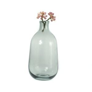 Vase verre haut transparent Etxe Mia!