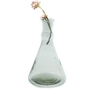 Vase verre transparent Etxe Mia!