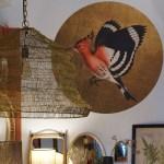 sticker mural colibri Etxe Mia!