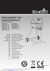 char broil patio bistro 240