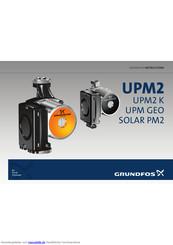 Grundfos Upm2 Installationsanleitung Pdf Herunterladen Manualslib