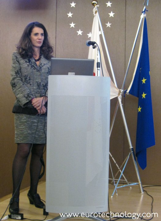 Maria Cristina Russo, Director, International Cooperation, Directorate-General for Research & Innovation, European Commission