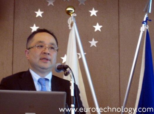 Yoichi Iida, Director, Aerospace and Defense Industry Division, Manufacturing Industries Bureau, METI