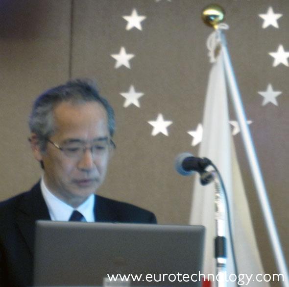 早稲田大学 研究戦略センター副所長 小林直人教授