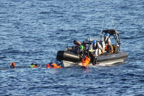 5,000 migrant deaths