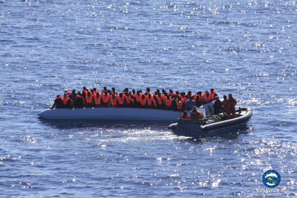 Germany arrested fewer people smugglers
