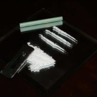 suitcases made of cocaine