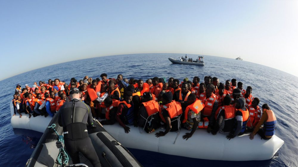 smuggling gangs' ever-riskier