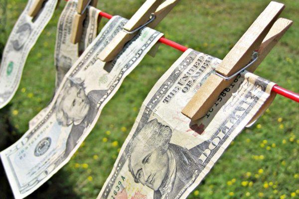 Russian money laundering scam
