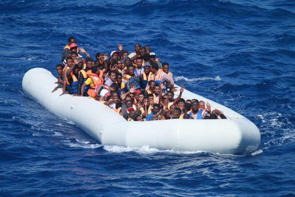 Libyan people smugglers