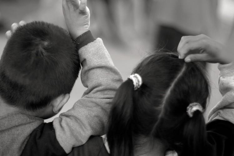 Unaccompanied child migrants