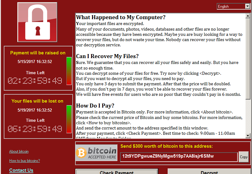 global ransomware sales