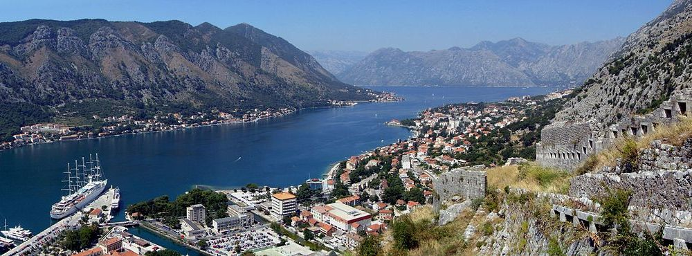 Kotor, a haven for tourists and organised crime
