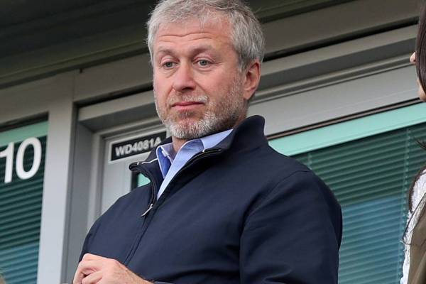 Rusiian billionaire and owner of Chelsea Football Club Roman Abramovich was denied Swiss residence due to 'threat to public security'