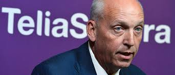 Lars Nyberg, former CEO of the Telia telecoms company, faces charges of bribery in order to win a telecoms licence in Uzbekistan