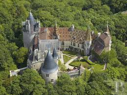 Château de la Rochepot where Ukrianin fugitve was found to be living after feeling his home country where he is wanted for corruption