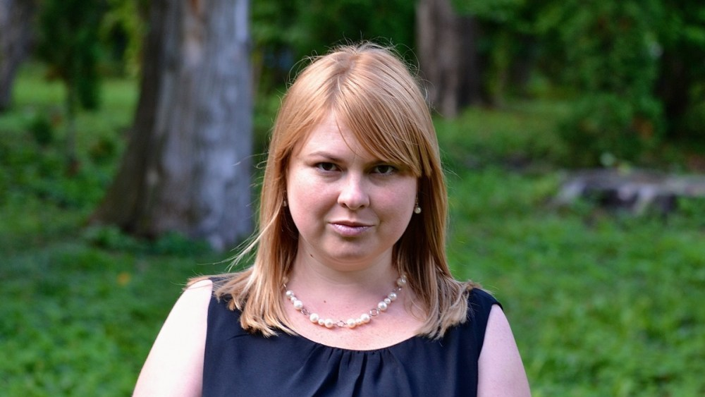 Ukrainian activist Kateryna Gandziuk diesd from wounds sustained during an acid attack last July
