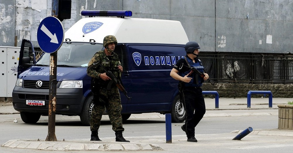 A terrorist attack was prevented in Norther Macedonia last week according to the cuontry's interior ministry
